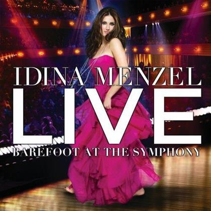 Idina Menzel - Live: Barefoot At The Symphony (CD + DVD)