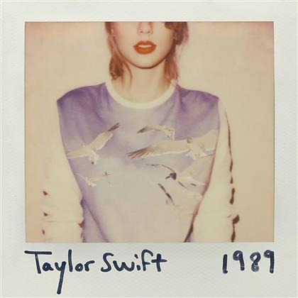 Taylor Swift - 1989 - Jewelcase