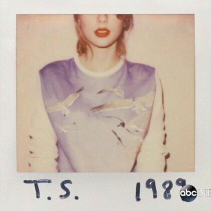 Taylor Swift - 1989 - US Edition (LP)