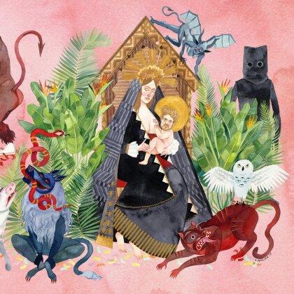 Father John Misty (Josh Tillman/Ex-Fleet Foxes) - I Love You, Honeybear (2 LPs + Digital Copy)