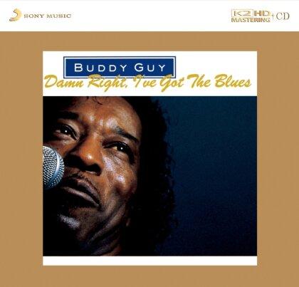 Buddy Guy - Dam Tight, I've Got The (Hybrid SACD)