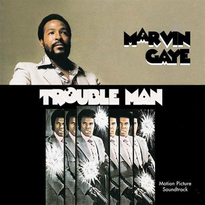 Marvin Gaye - Trouble Man - OST (2015 Version, LP)
