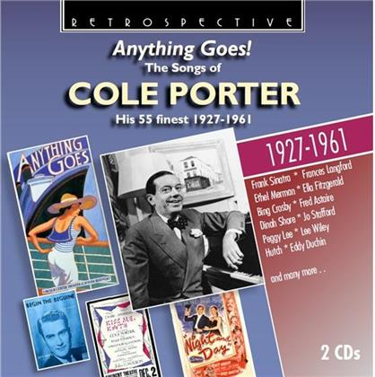 Cole Porter - Anything Goes - Retrospective Records (2 CDs)