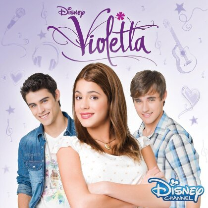 Violetta (Walt Disney) - Original Soundtrack Zur Serie
