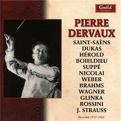 Camille Saint-Saëns (1835-1921), Paul Dukas (1865-1935), Herold, Francois-Adrien Boieldieu (1775-1834), Franz von Suppé (1819-1895), … - Recorded 1957-1961 (2 CDs)