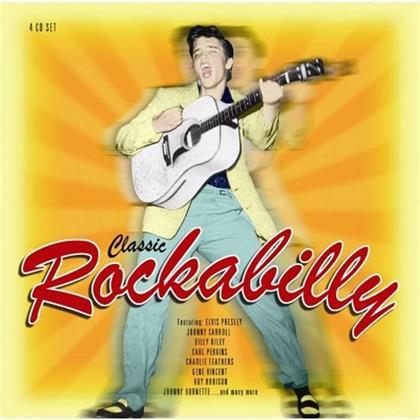 Classic Rockabilly (4 CDs)