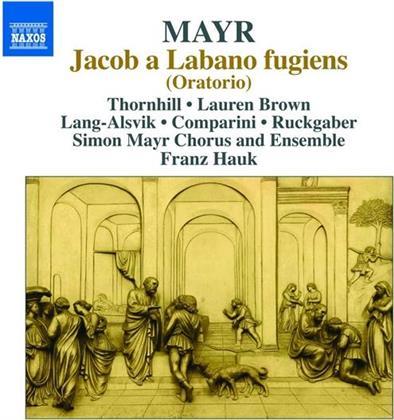 Simon Mayr Chorus, Simon Mayr Ensemble, Simon Mayr, Lang-Alsvik, Comparini, … - Jacob A Labano Fugiens