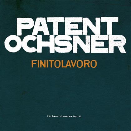 Patent Ochsner - Finitolavoro - Rimini Flashdown Part 3