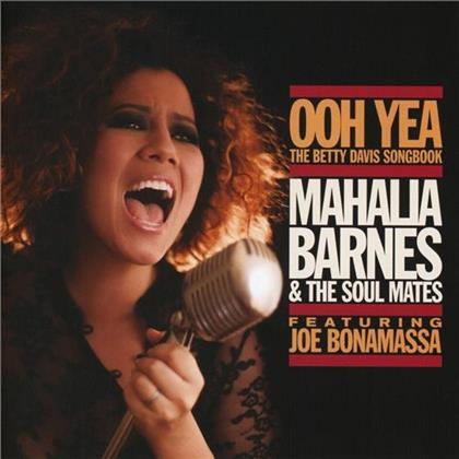 Mahalia Barnes & Joe Bonamassa - Ooh Yea - The Betty Davis Songbook