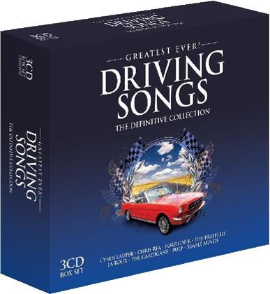 Greatest Ever Driving Songs (3 CDs)