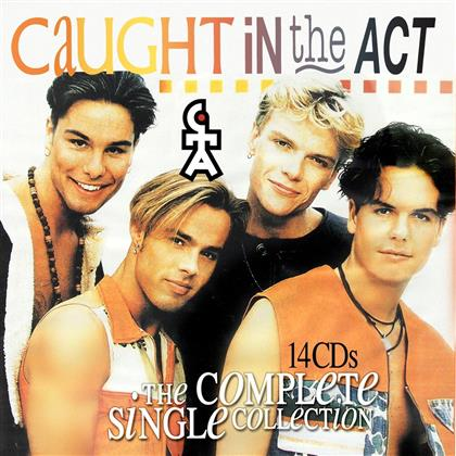 Caught In The Act - Complete Single Collection (14 CDs)
