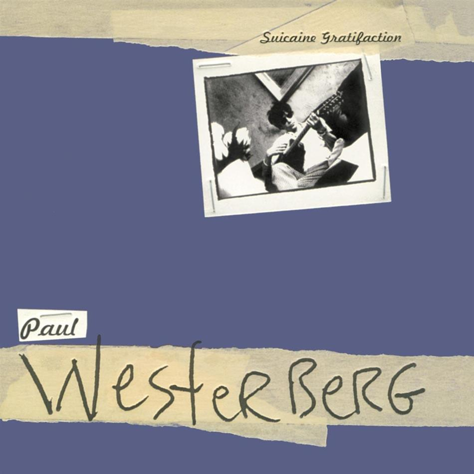 Paul Westerberg - Suicaine Gratifaction (LP)