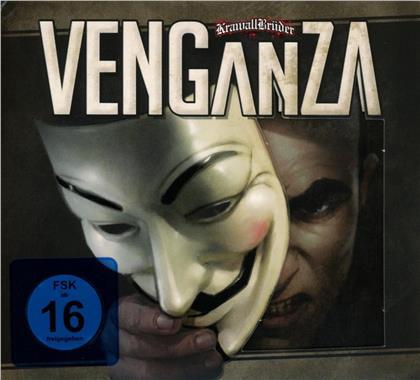 Krawallbrüder - Venganza (Limitierte Edition, CD + DVD)