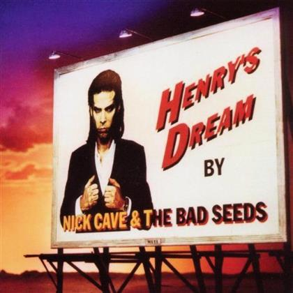 Nick Cave & The Bad Seeds - Henry's Dream - 2015 Reissue (LP + Digital Copy)