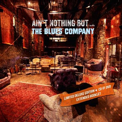 Blues Company - Ain't Nothing But...The Blues Company (Deluxe Edition, CD + DVD)