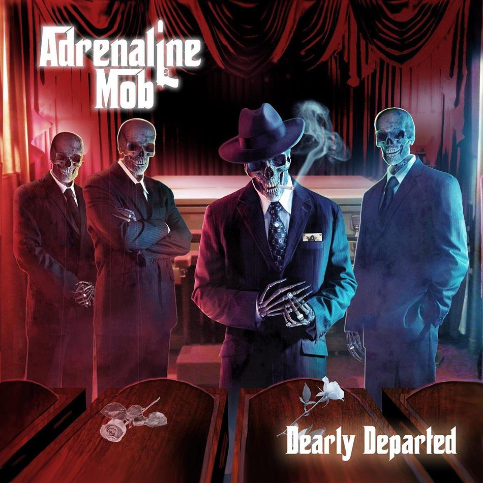 Adrenaline Mob - Dearly Departed EP