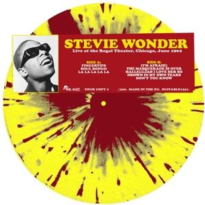 Stevie Wonder - Live At The Regal Theater / Chicago / June, 1962 (Limited Edition, Colored, LP)