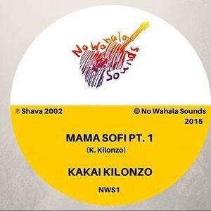 """Kakai Kilonzo - Mama Sofi 1 & 2 (12"""" Maxi)"""