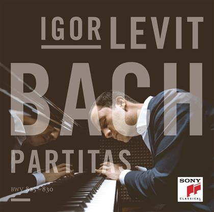 Johann Sebastian Bach (1685-1750) & Igor Levit - Partiten BWV 825-830 (2 CDs)