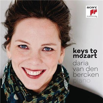 Daria van den Bercken & Wolfgang Amadeus Mozart (1756-1791) - Keys To Mozart