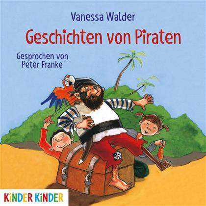 Peter Franke - Geschichten Von Piraten