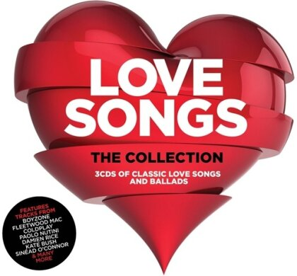 Love Songs - The Collection (3 CDs)