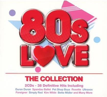 80s Love-The Collection (2 CDs)