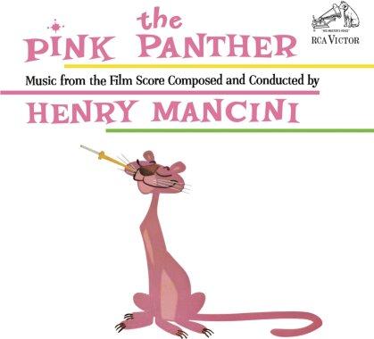 Henry Mancini - Pink Panther - OST (Hybrid SACD)