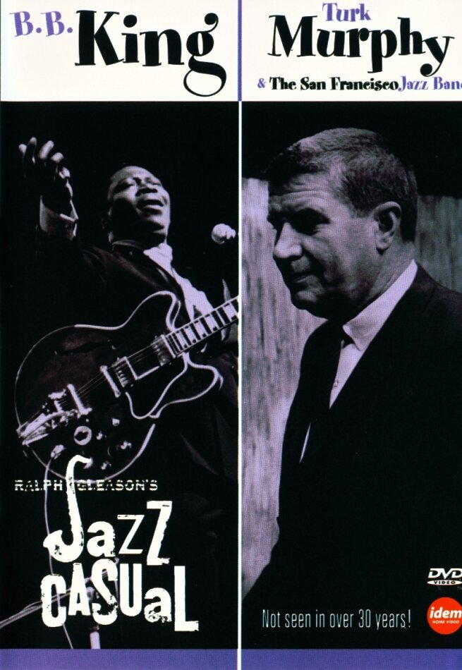 B.B. King, Turk Murphy & The San Francisco Jazz Band - Jazz casual (s/w)