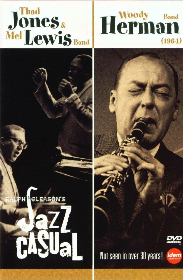 Jones Thad & Lewis Mel Band & Herman Woody Band - Jazz casual (n/b)