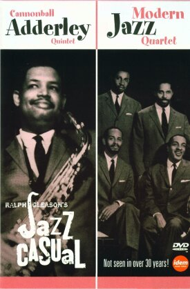 Cannonball Adderley Quintet & Modern Jazz Quartet - Jazz Casual