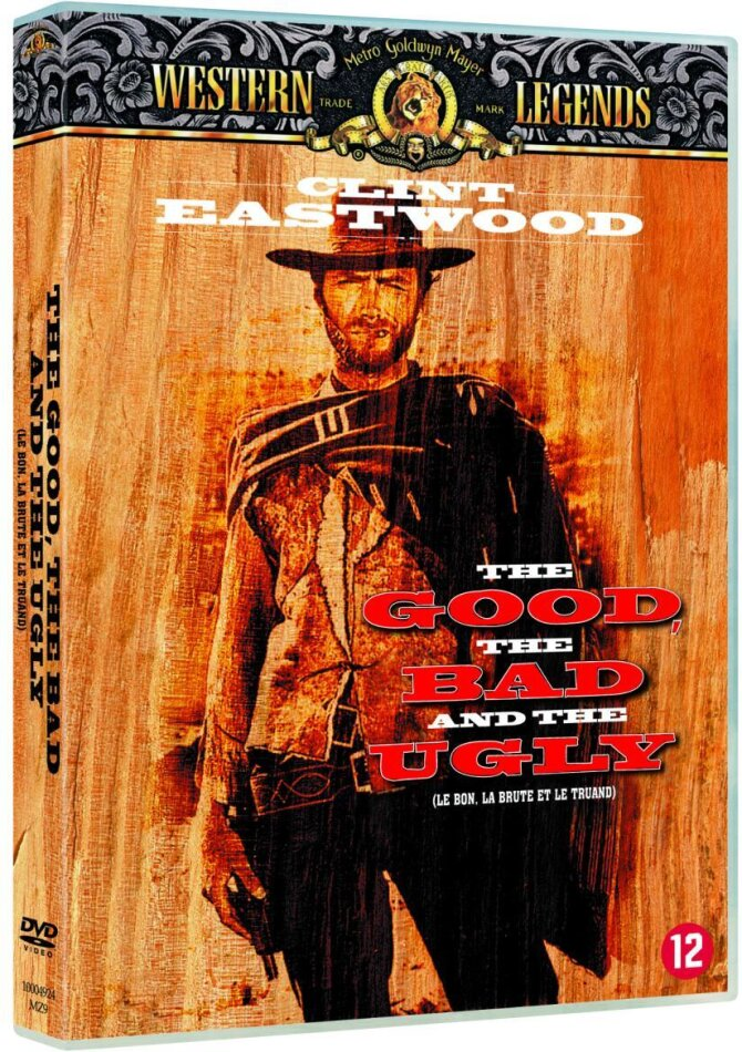 The Good, the Bad and the Ugly - Le bon, la brute et le truand (1966)