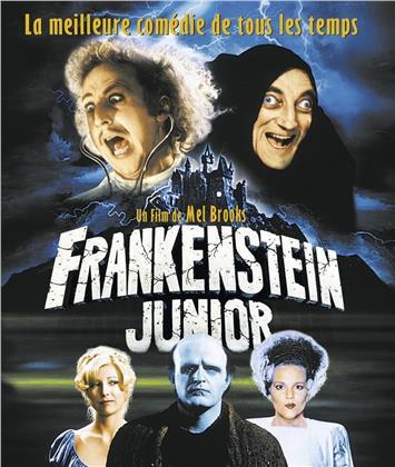 Frankenstein Junior (1974) (s/w)