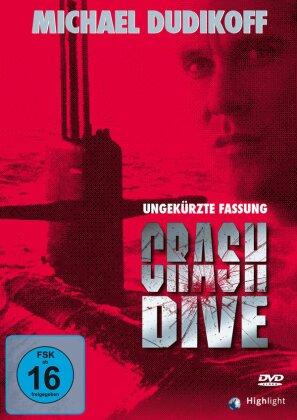 Crash dive 1 - (Ungekürzte Fassung) (1996)