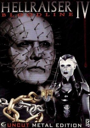 Hellraiser 4 - Bloodline (1996) (Steelbook, Uncut)