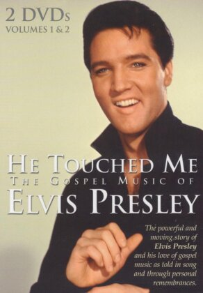 Elvis Presley - He touched me (2 DVDs)