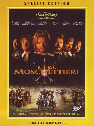 I tre Moschettieri (1993) (Remastered, Special Edition)