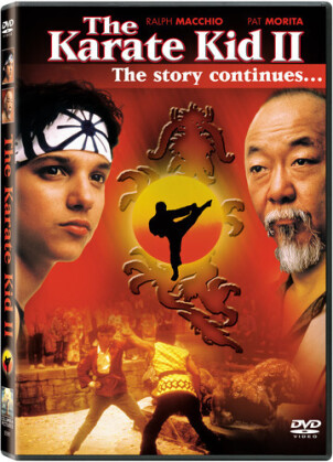 Karate Kid 2 - Karate Kid 2 / (Dol Dub Sub) (Widescreen)