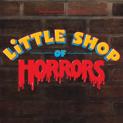 Little Shop Of Horrors - OST - Back To Black (LP + Digital Copy)
