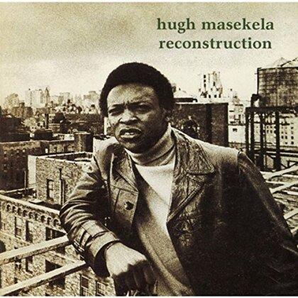 Hugh Masekela - Reconstruction (Remastered)