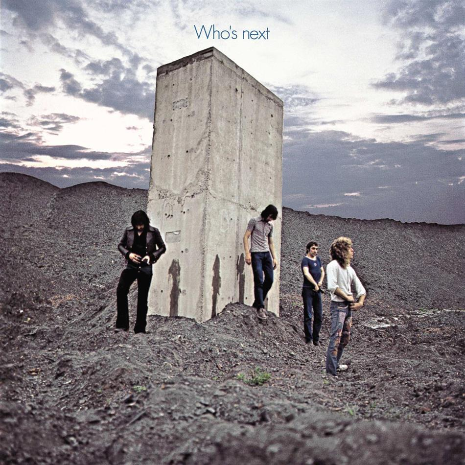 The Who - Who's Next (Remastered, LP)