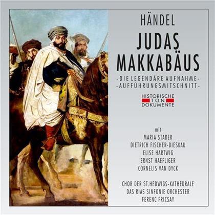 Georg Friedrich Händel (1685-1759) - Judas Makkabäus (2 CDs)