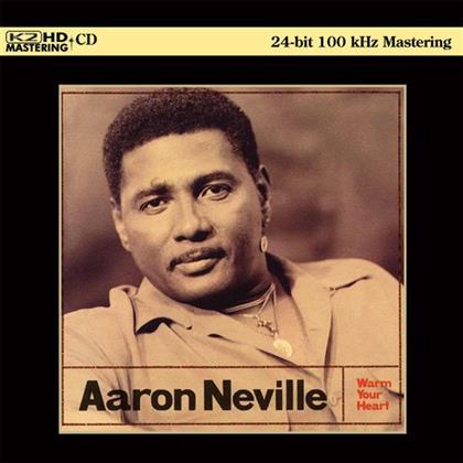 Aaron Neville - Warm Your Heart - HDCD (Hybrid SACD)