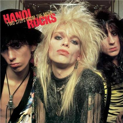 Hanoi Rocks - Two Steps From The Move - Rockcandy (2 CDs)