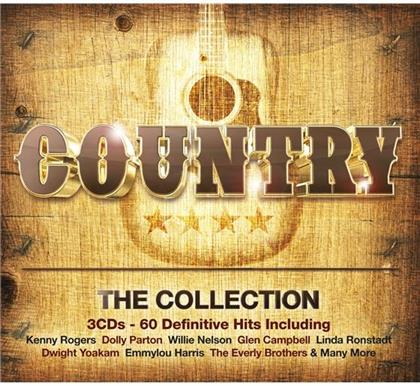 Country-The Collection (3 CDs)