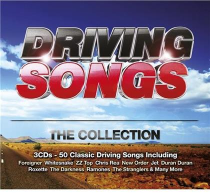 Driving Songs-The Collection (3 CDs)