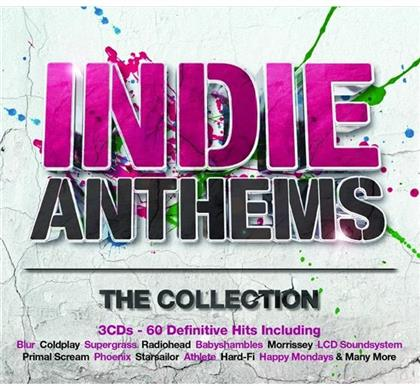 Indie Anthems-The Collection (3 CDs)
