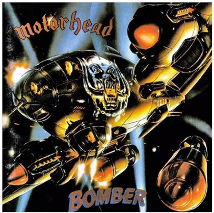 Motörhead - Bomber - 2015 Reissue (LP + Digital Copy)