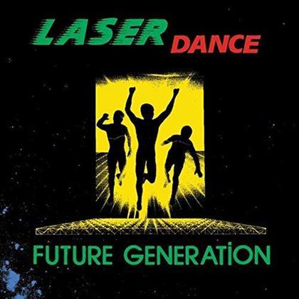 Laserdance - Future Generation (LP)