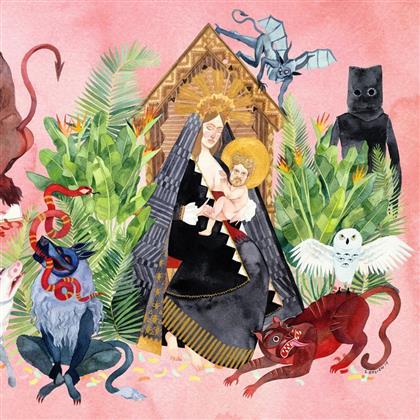 Father John Misty (Josh Tillman/Ex-Fleet Foxes) - I Love You, Honeybear (2 LPs + CD)